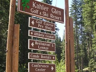 Welcome to Kahler Glen Golf & Ski Resort