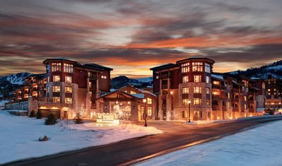 Photo for A 2 Bedroom 2 Bathroom Ski In, Ski Out Luxury Vacation At Hilton Sunrise Lodge