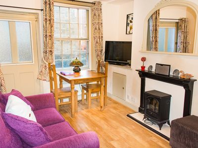Photo for Fishermans Cottage | Great town centre location, 2 minutes from the beach