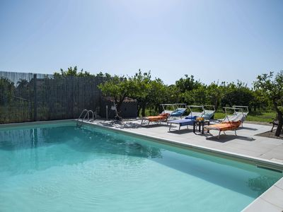 Photo for Villa Venere Pool apartment