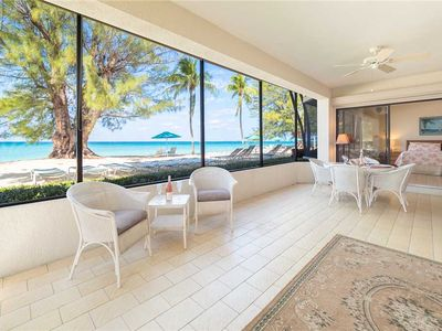 Photo for Charming Oceanfront Condo #2