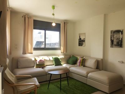 Photo for Wonderful apartment in the Florentin district