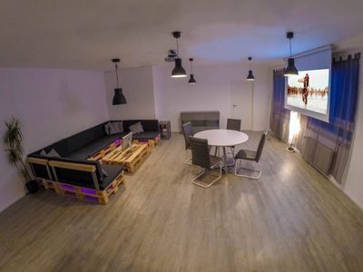 Photo for Large modern loft downtown City Würzburg 70sqm