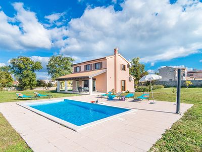 Photo for Jessica Villa - Modern Villa with AC, large Garden and Private Pool ! - Free WiFi