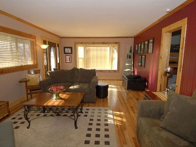 Photo for The McCloud Vacation Home on Mt. Shasta Sleeps 10+, Free Wifi