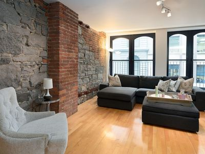 Photo for Grand 1BR in Old Montreal by Sonder