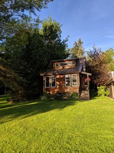 Photo for 'The Shire' a Charming Waterfront Cabin on Rangeley Lake
