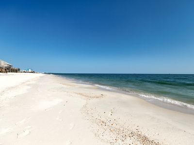 Photo for Dog-friendly gulf-front home with amazing views and easy access to the beach
