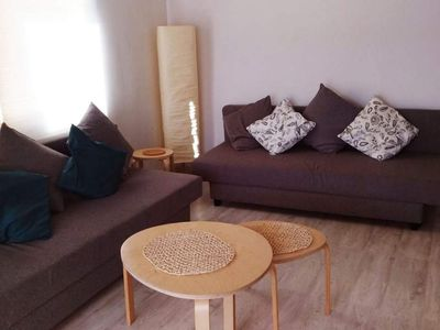 Photo for Patricia apartment in Torre del Mar with WiFi, air conditioning & private terrace.