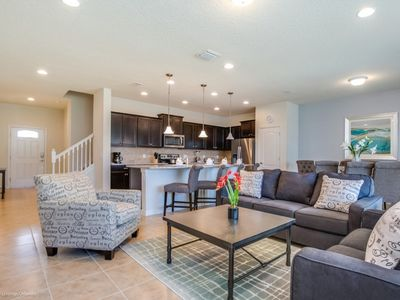 Photo for 4BR House Vacation Rental in Kissimmee, Florida