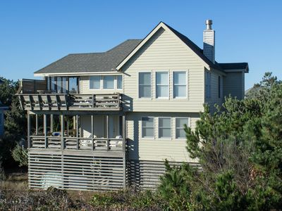Photo for D0231 Sanderling House. Oceanfront, Excellent Ocean Views, Elevator, Linens!