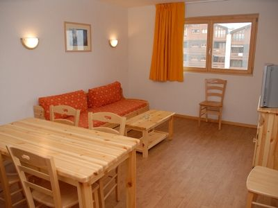 Photo for 2-room apartment 6 people 39m²Open kitchen (fridge, oven/microwave, dishwasher, coffee machine) - Di