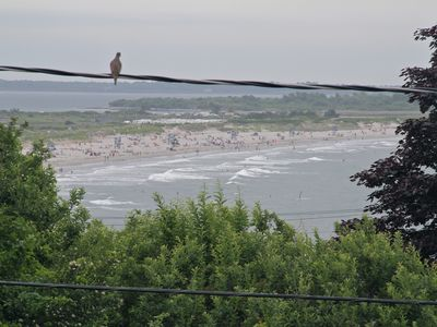 Photo for Beach House overlooking Sachuest Beach and Wildlife Refuge next to St. Georges
