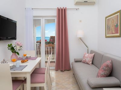 Photo for Lavica Seaside Modern apartment in a pine forest just near the sea