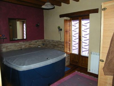 Photo for House Hebras SPA for 2 people