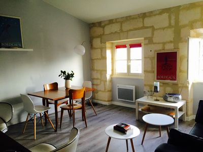 Photo for Le Cailhau - Apartment for 2 people in Bordeaux