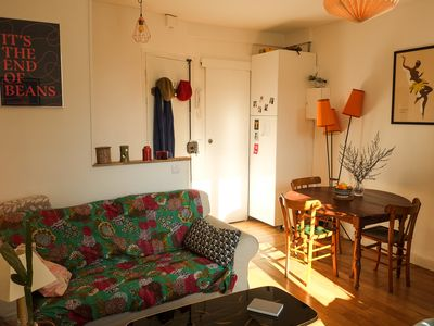 Photo for Small 3 rooms practice in Ménilmontant