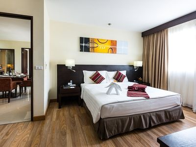 Photo for Spacious City 1-BR Sukhumvit 2 Nana