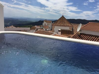 Photo for Charming 2 bed 2 bath house with stunning views and plunge pool (10x8x5)