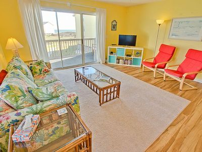 Photo for Surf Condos 322 - Carolina Exodus - Ocean View w/ Pool & Beach Access