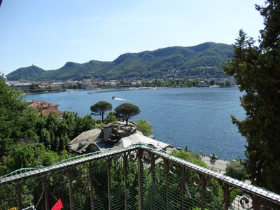Photo for Open space Lake Como