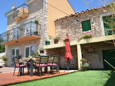 Photo for Comfortable holiday home with private pool and great  terrace !