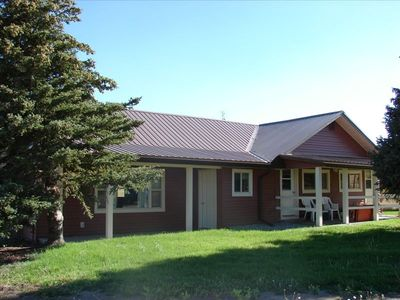 Photo for 2BR Cabin Vacation Rental in West Yelowstone, Montana