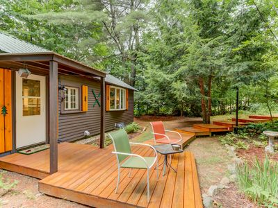 Photo for N.Conway Cottage Near Storyland & Shopping!Walk to N.Conway Village! AC,WiFi!