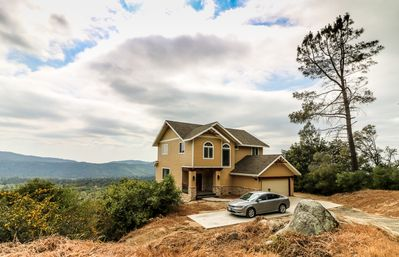 Photo for Beautiful new home atop a mountain with amazing Views