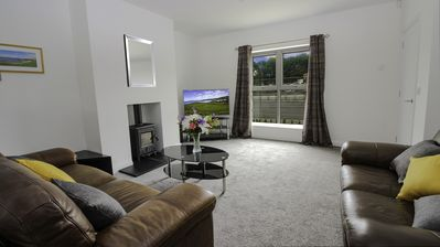 Photo for Bright. Modern. Stylish 3 bedroom townhouse in Bushmills. Parking. Sleeps 5