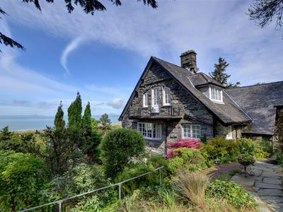 Photo for A spacious Grade II listed building in Harlech in the beautiful Snowdonia National Park. The propert
