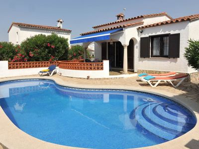 Photo for Villa with private pool and wifi.