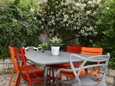 Photo for Charming house in the center of Trouville with small garden