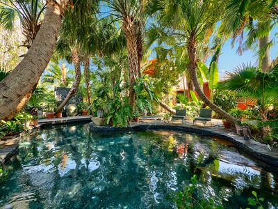 Photo for NEW Gorgeous Moroccan Getaway - 4BR Golf Course Home w/ Water Views & Pool!