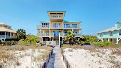 5BR House Vacation Rental in St George Island, Florida