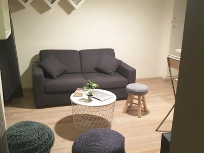 Photo for Charming two rooms near the Canal Saint Martin