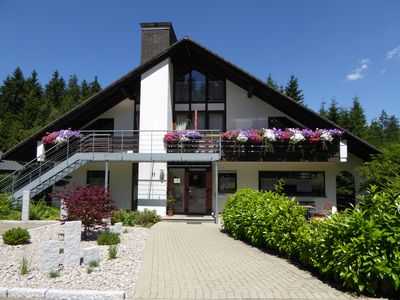 Photo for Cozy apartment for young and old in Hinterzarten, incl. WLAN u. sauna