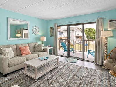 Photo for 1 Bedroom Condo, Short Walk to the Beach on 77th Street!