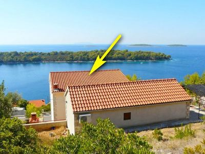 Photo for Apartments Snježana, (14604), Blato, island of Korcula, Croatia