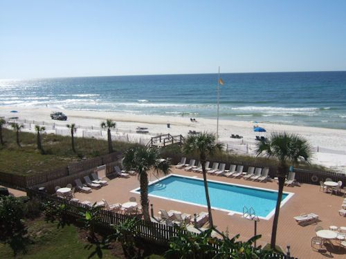 Beachfront quiet beautiful view pool condominium - Florida condo swimming pool rules ...