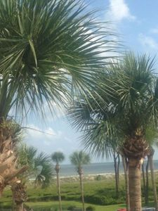 Photo for BEAUTIFUL! Coligny Area~ AWESOME Ocean View !! 1 BD 1 BA Includes Bikes and Gym!