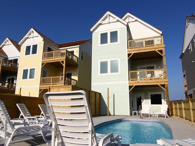 Photo for Wine Down at SandCastle, 5 Bedroom Luxury Home w/ Private Pool