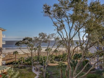 Photo for 5401 Hampton Place- Oceanfront Views, Pool, Spa & So Much More!