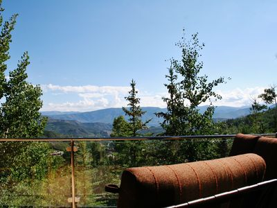 Photo for Contemporary Mountain Construction With Sweeping Views!