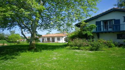 Photo for Arcangues, authentic farmhouse for 14 people.