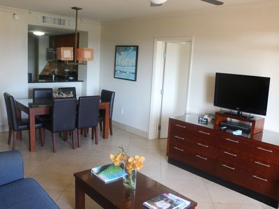 Photo for Divi Village Golf and Beach Resort-2 BR 2 Bath with Ocean View Balcony- sleeps 6
