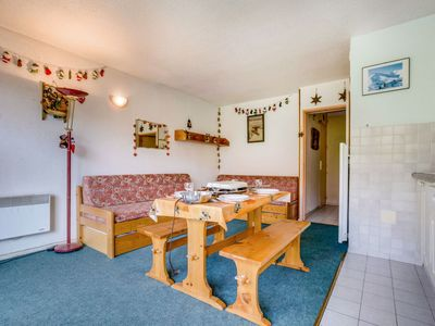 Photo for Apartment Baikonour in Le Corbier - 4 persons, 1 bedrooms