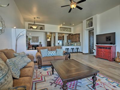 Photo for Alto Townhome at Rainmakers - Mins to Ski Apache!