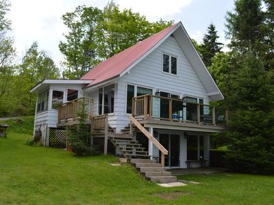 Photo for Awesome Buck Lake Cottage-10 Guests- Winterized- Relax, ATV, Sled, Canoe, Ski...