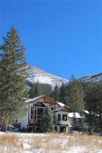 Photo for Gorgeous Views of Quandary Mtn: Rustic-Luxe 4BD Home w. Private Hot Tub!